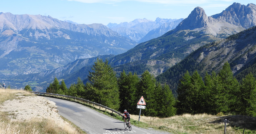 Alpine Cadence : Supported rides for cyclists in the Alps